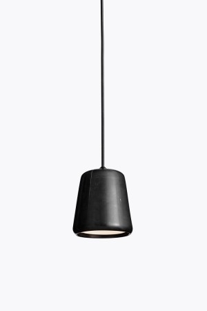 Material Pendant Black Fitting